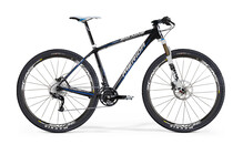 Merida Big Nine Carbon XT-M zwart